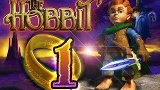 The Hobbit - Video Game 100% Walkthrough - (PS2, GCN, XBOX, PC) - Part 1