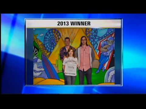 2014 Doodle 4 Google Contest