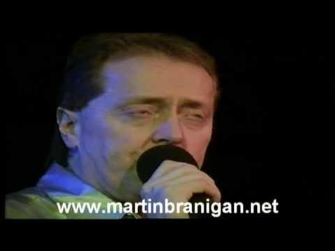 Martin Branigan  Irish singer