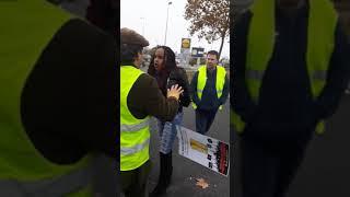 Les gilets jaunes dérapent à Cognac: altercation sur un parking
