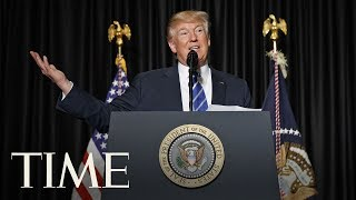 Trump Speaks At Major Country Sheriffs & Cities Chiefs Association Joint Conference | TIME