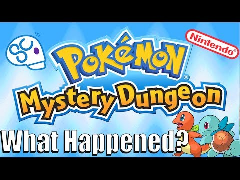 What Happened To Pokemon Mystery Dungeon?