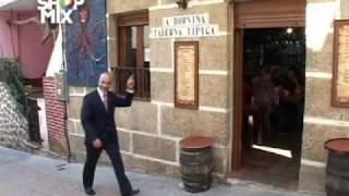 Ruta de los vinos de PORTONOVO