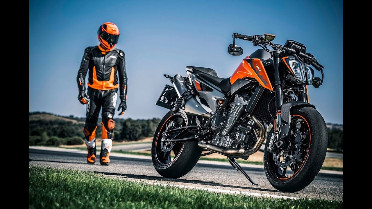 KTM 790 Duke Will Come as a 2019 Model in the USA - YouTube