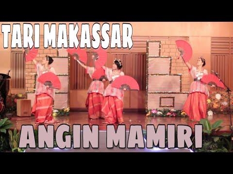 Tari Makassar Angin Mamiri - Batik Inside NDC UPH