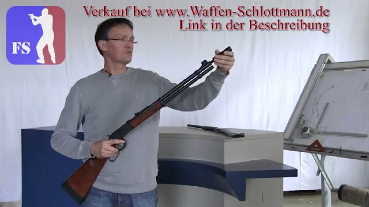 Schalldämpfer adapter für walther leveraction youtube