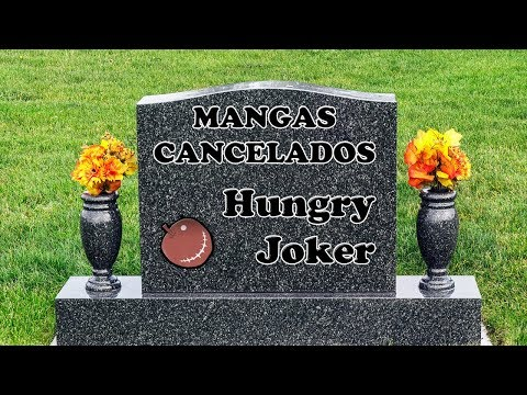 Mangas Cancelados: Hungry Joker