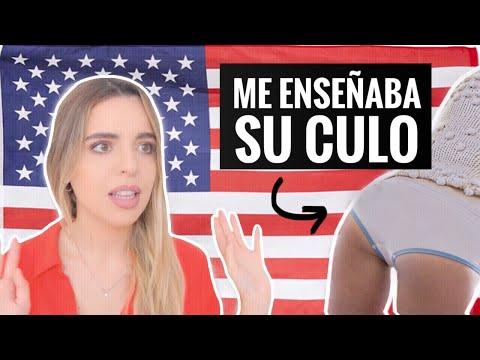 STORYTIME MALA EXPERIENCIA EN ESTADOS UNIDOS - OTRA COMPAÑERA DE PISO LOCA | Elena Ponz
