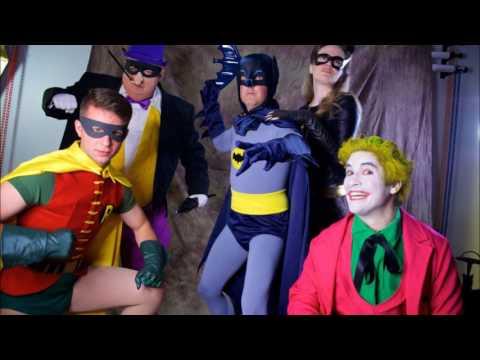 Batman 66' (50 year anniversary) Cosplay Photoshoot