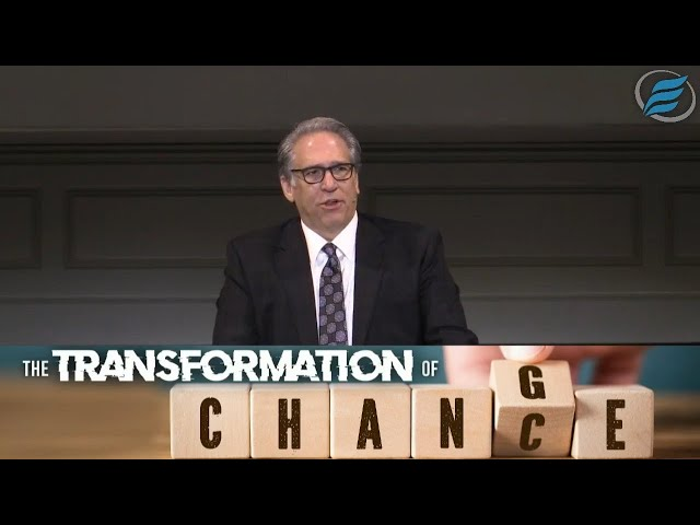 12/13/2020     The Transformation of Change     Pastor David Myers
