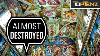 10 Fascinating Facts about the Sistine Chapel