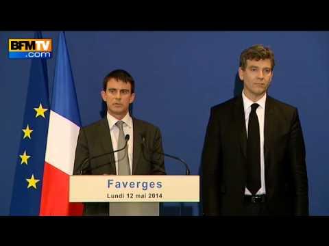 """Taubira et la Marseillaise: Valls dénonce des """"polémiques absurdes"""" - 12/05/14"""