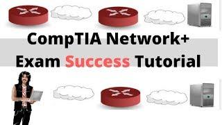 CompTIA Network+ Exam Success Tutorial: Network+ Exam N10-006, Objective 5.1