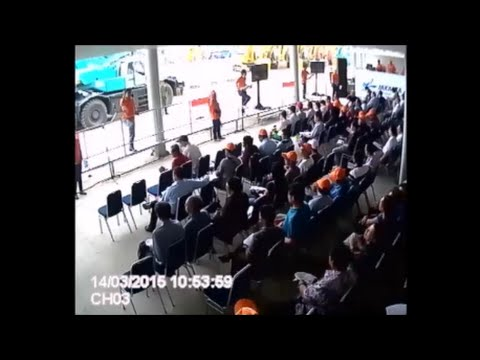 Jakarta Auctions - Timelapse Parade Heavy Equipments