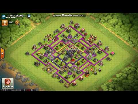 Azeri NIhad Clash Of Clans#2