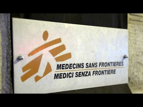 Doctors Without Borders executive director speaks out