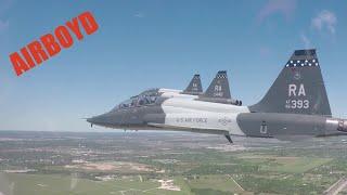 T-38 Talon Freedom Flyer Reunion