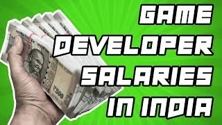 How Much Salary Do Game Developers Get In India | Kitna Kamate Hai | Hindi