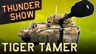 Thunder Show: Tiger tamer