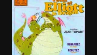 Jean Topart - Peter & Elliott le Dragon