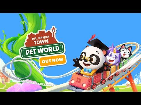 Dr. Panda Town: For PC/Laptop/Windows7/8/8.1/10