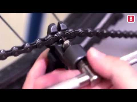 Видеоинструкция: как поменять велосипедную цепь