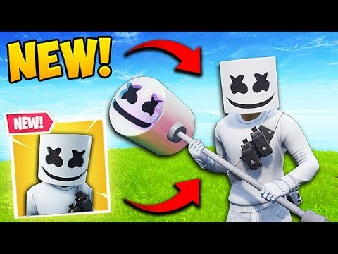 THE MARSHMELLO SKIN IS INSANE! - Fortnite Funny Fails and WTF Moments! #457