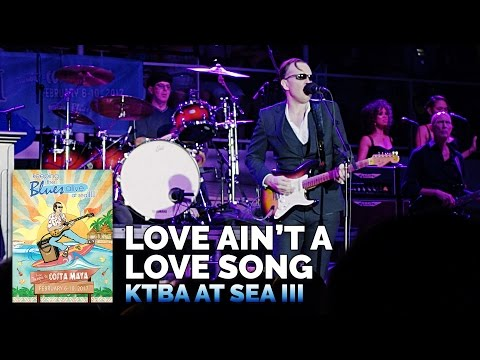 "Joe Bonamassa - ""Love Ain't A Love Song"" - Live From Keeping The Blues Alive At Sea III"