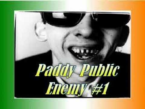 Paddy Public Enemy No. 1 - Shane Macgowan & The Popes