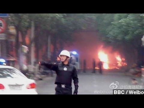 'Terrorist' Attack In China Kills 31, More Than 90 Injured
