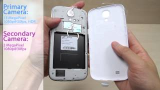 Samsung Galaxy S4 GT-I9505 Unboxing, specs and hardware review