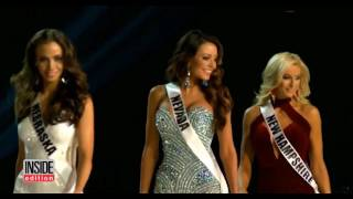 Miss USA 2016 • Inside Edition