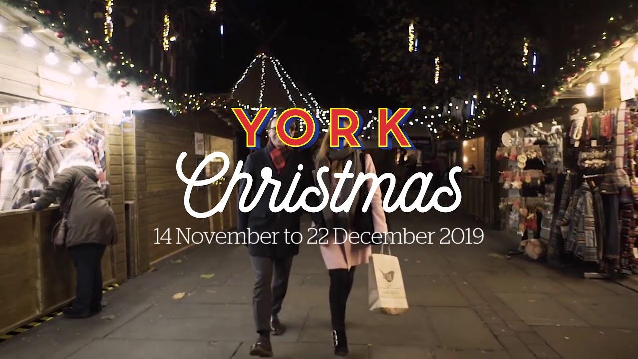 Christmas Market New York 2019.York Christmas Festival 2019 Christmas In York Christmas