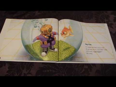 Memoirs Of A Goldfish By Devin Scillian Read Aloud For Kids
