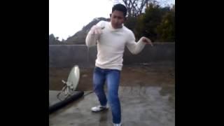 new cool style dance with saim karki.