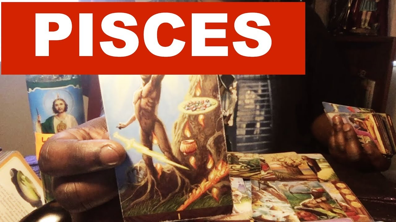 PISCES: May 2019, June 2019, July 2019, August 2019 HOROSCOPE PSYCHIC TAROT  READING
