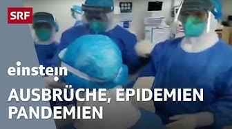 Corona-Virus, Sars, Ebola – Viren als unsichtbare Feinde der ganzen Welt   SRF Einstein