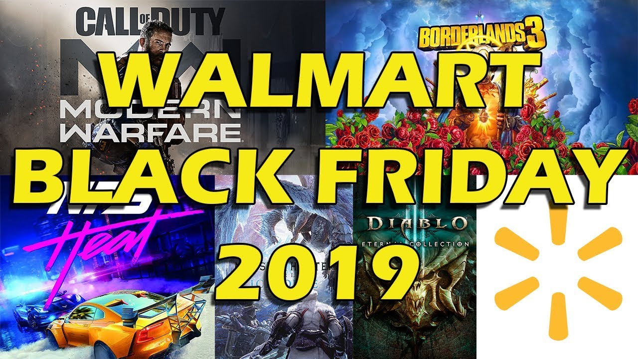 Walmart Black Friday 2019: Walmart's Black Friday deals start on a ...