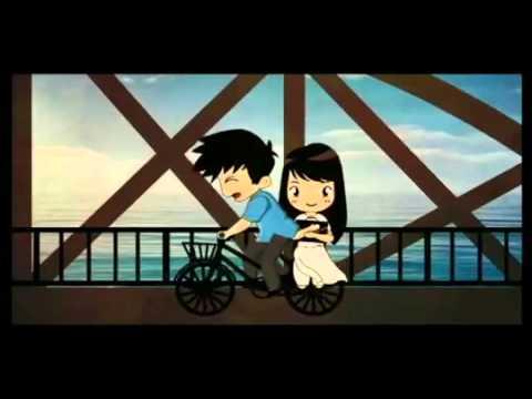 Clip lãng mạn của đôi tình nhân yêu nhau 9 năm