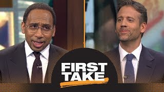 Stephen A. and Max react to Terrell Owens' personal Hall of Fame ceremony | First Take | ESPN