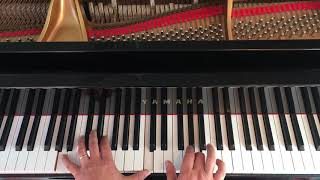 Stars - Simply Red - Piano Cover