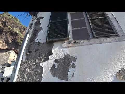 Заброшенки Calheta Madeira Portugal