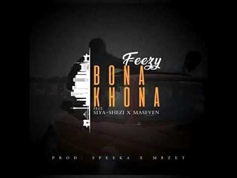 Download F-Eezy - Bona Khona (ft. MaseVen & Siya Shezi) [prod. SPeeKa & MBzet] - AUDIO