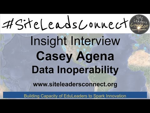 Insight Interview: Casey Agena - Data Inoperability