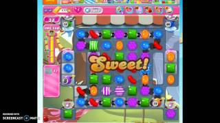 Candy Crush Level 1051 help w/audio tips, hints, tricks
