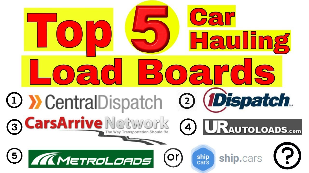 Load Board Leftovers Make Car Haulers Sick! - Auto Transport Intel