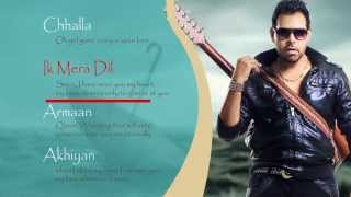 Most Popular - Kanth Kaler | Armaan - the endless quest of love | Jukebox - 1