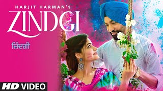 Zindgi (Full Song) Harjit Harman | Raj Yashraj | Bachan Bedil | Latest Punjabi Song 2020