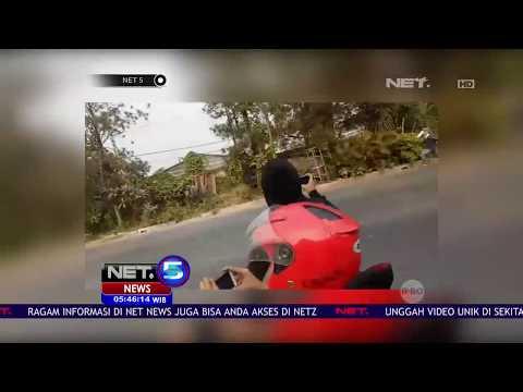 Video Amatir Tawuran Pelajar Di Tangerang Selatan-NET5