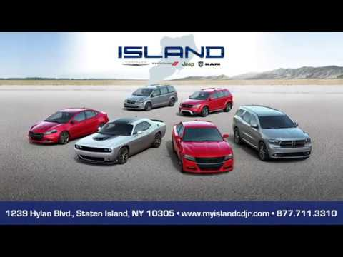 Island Chrysler Dodge >> Island Chrysler Dodge Jeep Ram Staten Island Ny Youtube